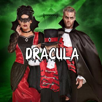 Upíři - kostýmy pro upíry