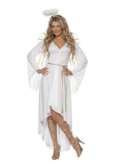 Andělské kostýmy