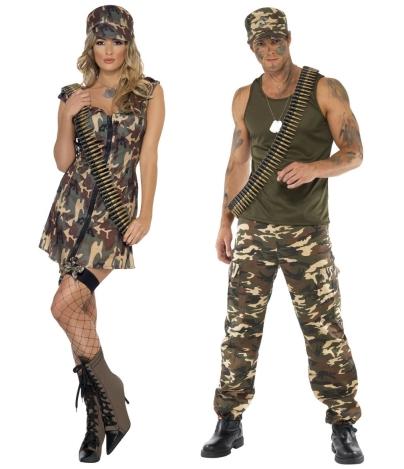 Army a vojáci