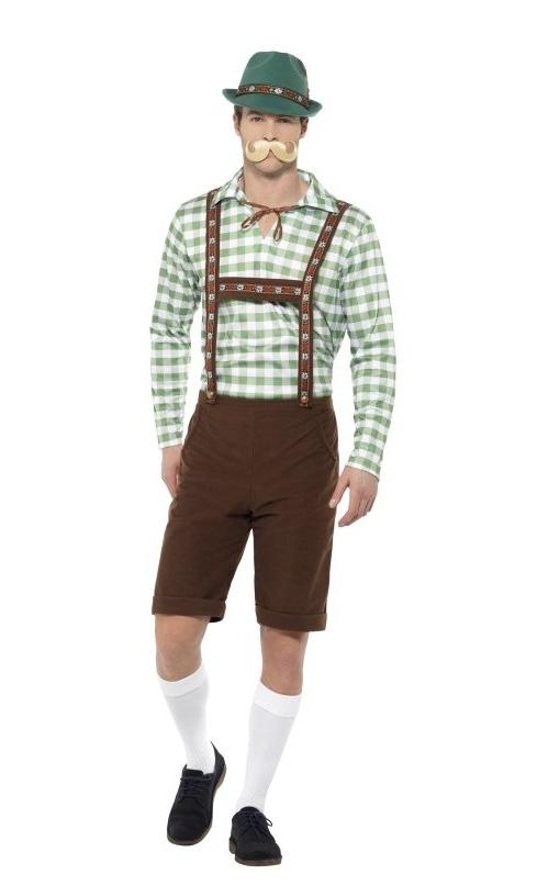Pánské kostýmy bavoráků
