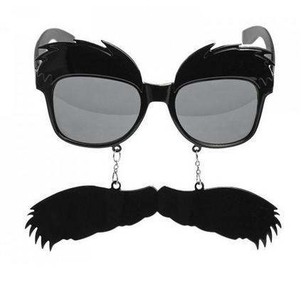 Vtipné brýle