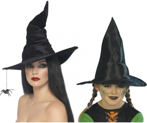 Klobouky pro čarodějnice