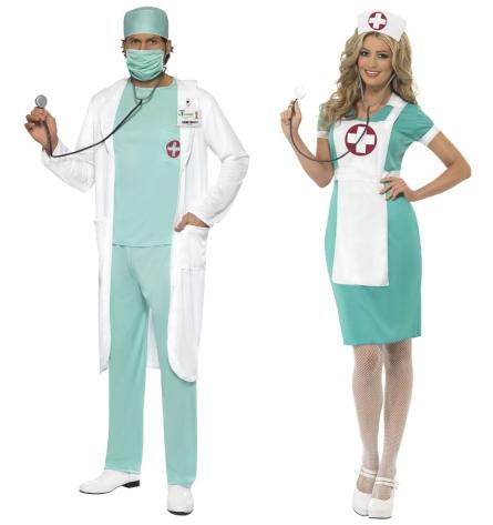 Doktoři a sestřičky
