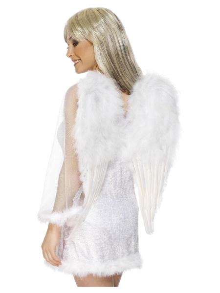 Křídla - andělská, péřová
