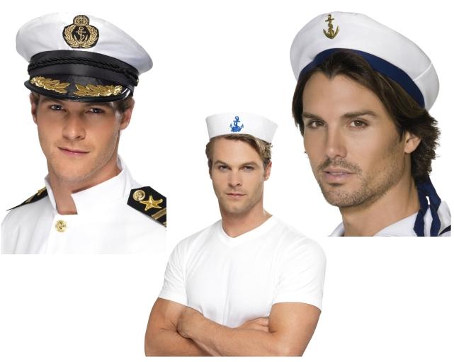 Námořnické čepice
