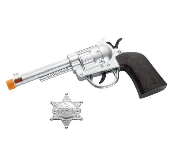 Pistole, pušky, samopaly