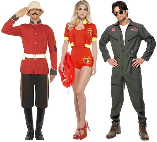 Uniformy - všechny druhy