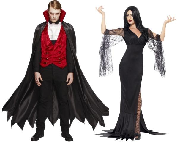 Upíři a vampírky