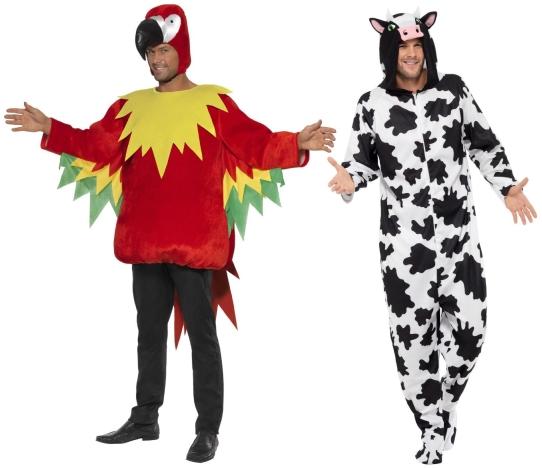Zvířata a Maskoti