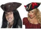 Pirátské klobouky