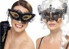 Škrabošky a benátské masky