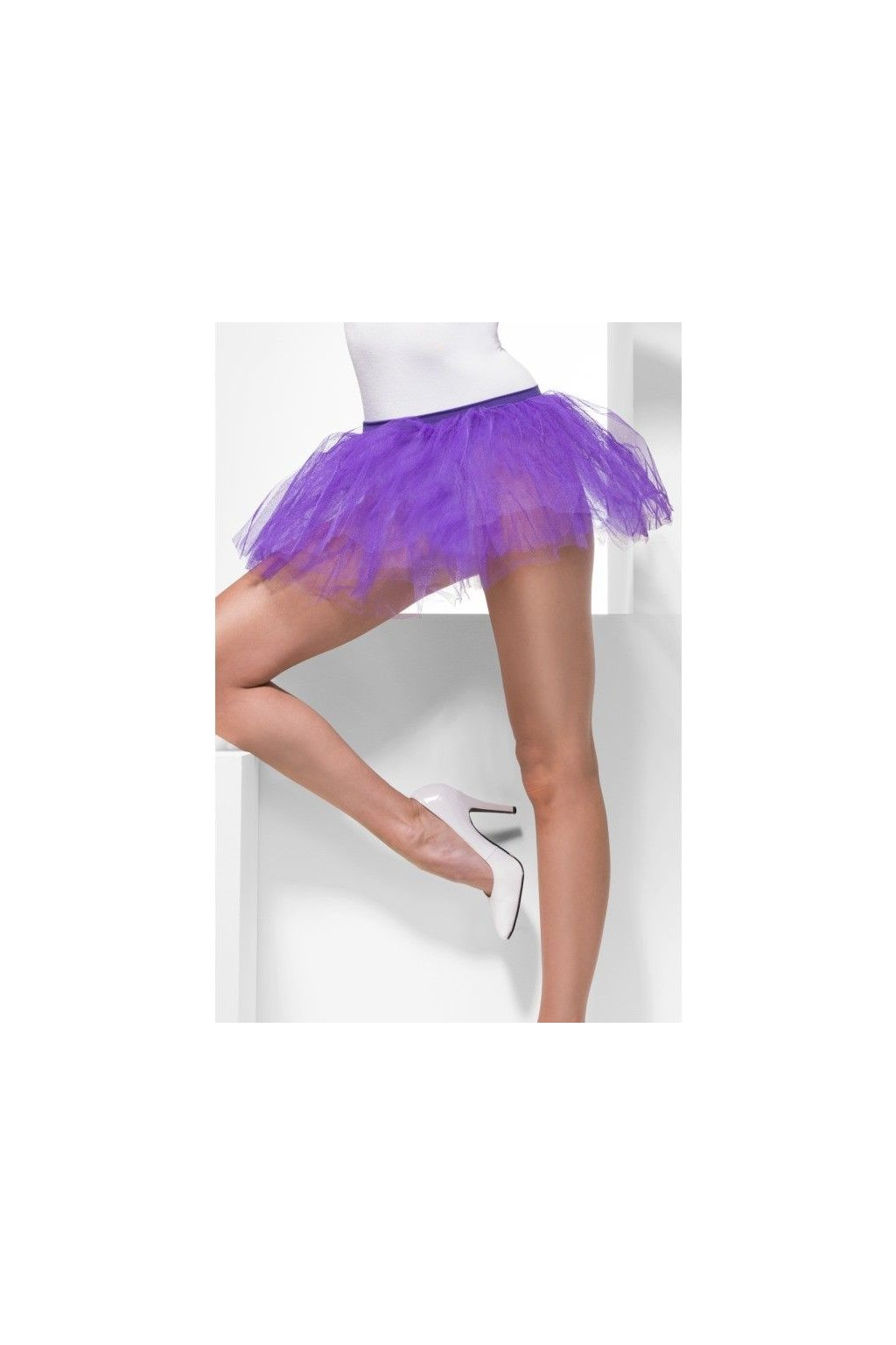 Tutu sukně - fialová
