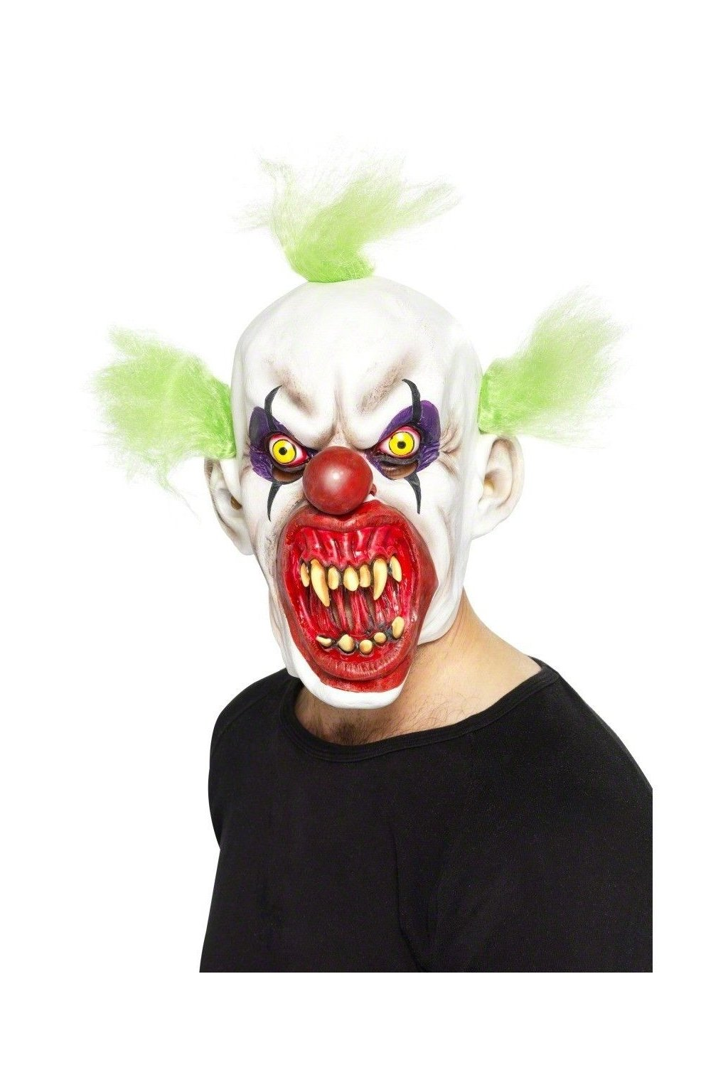 Halloweenský šašek maska