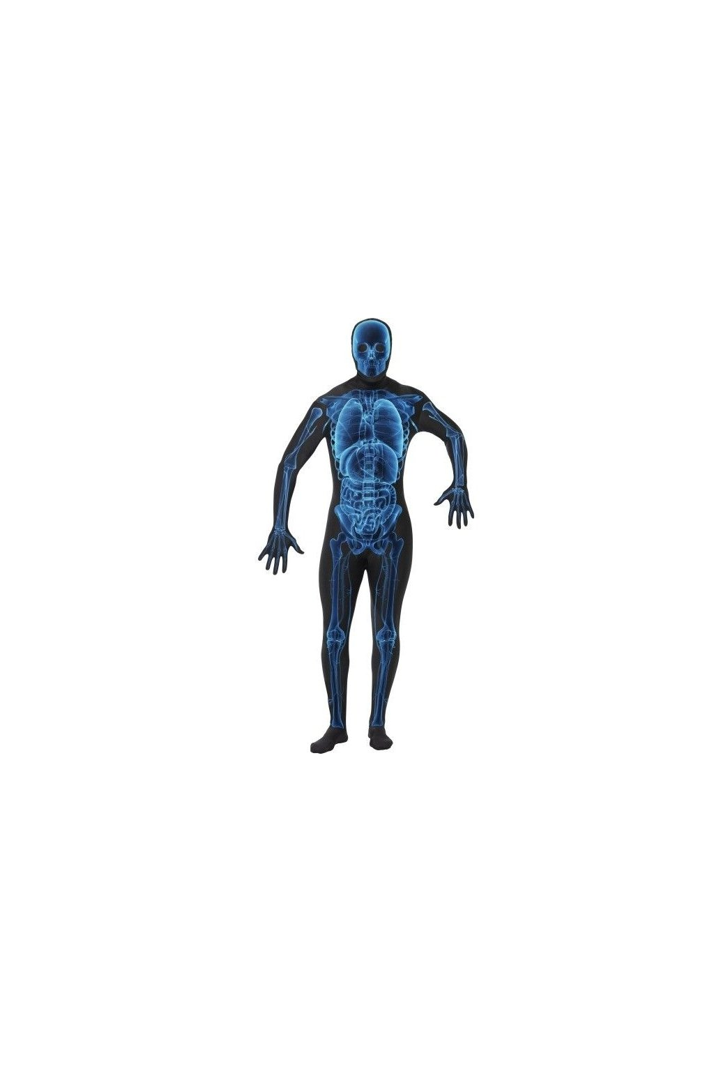 Rentgenový morphsuit - X Ray second skin
