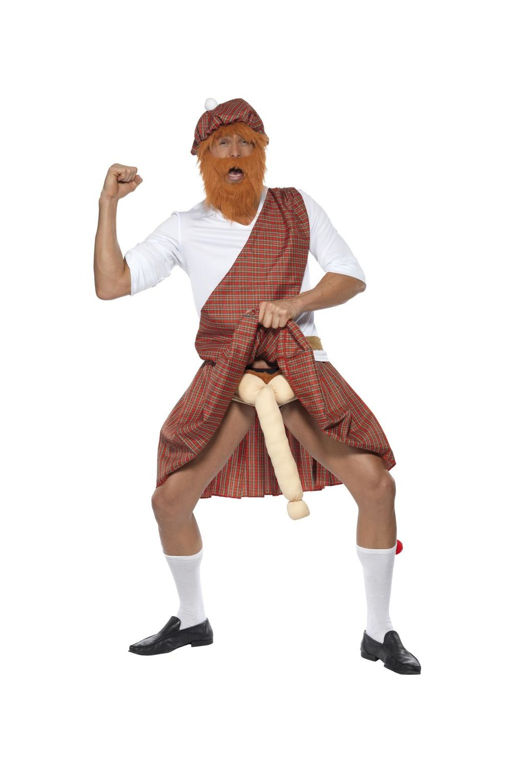 Šílený skot Well hung highlander