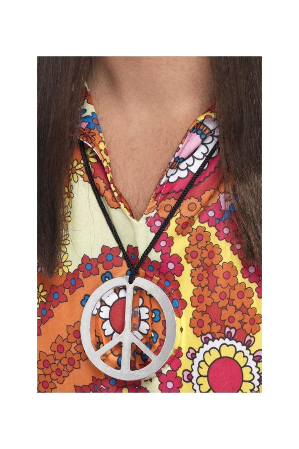 Hippie medailon