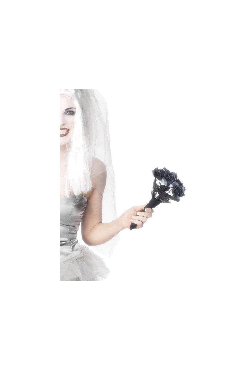 Kytice pro mrtvou nevěstu - černé růže