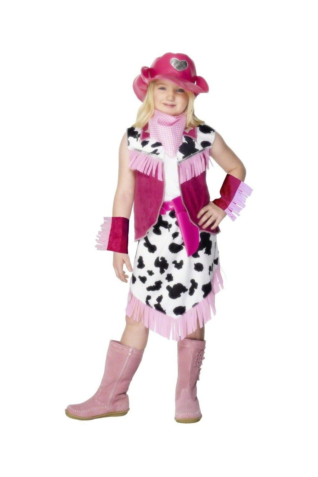 Dětský kostým kovbojky