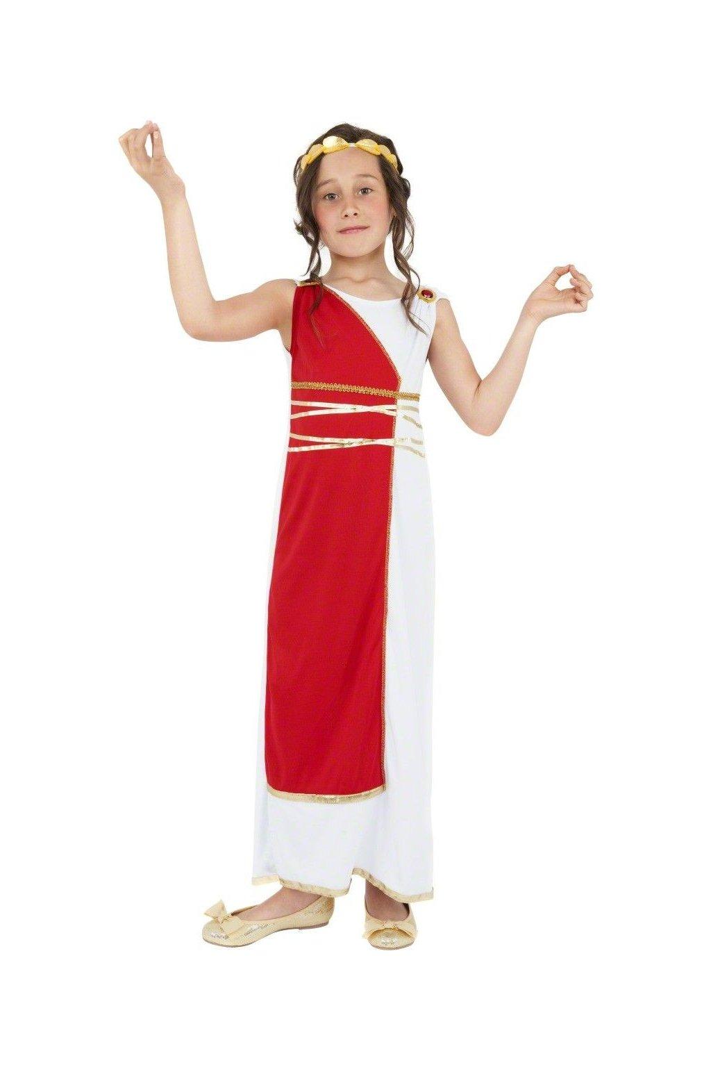 Dětský kostým římanka