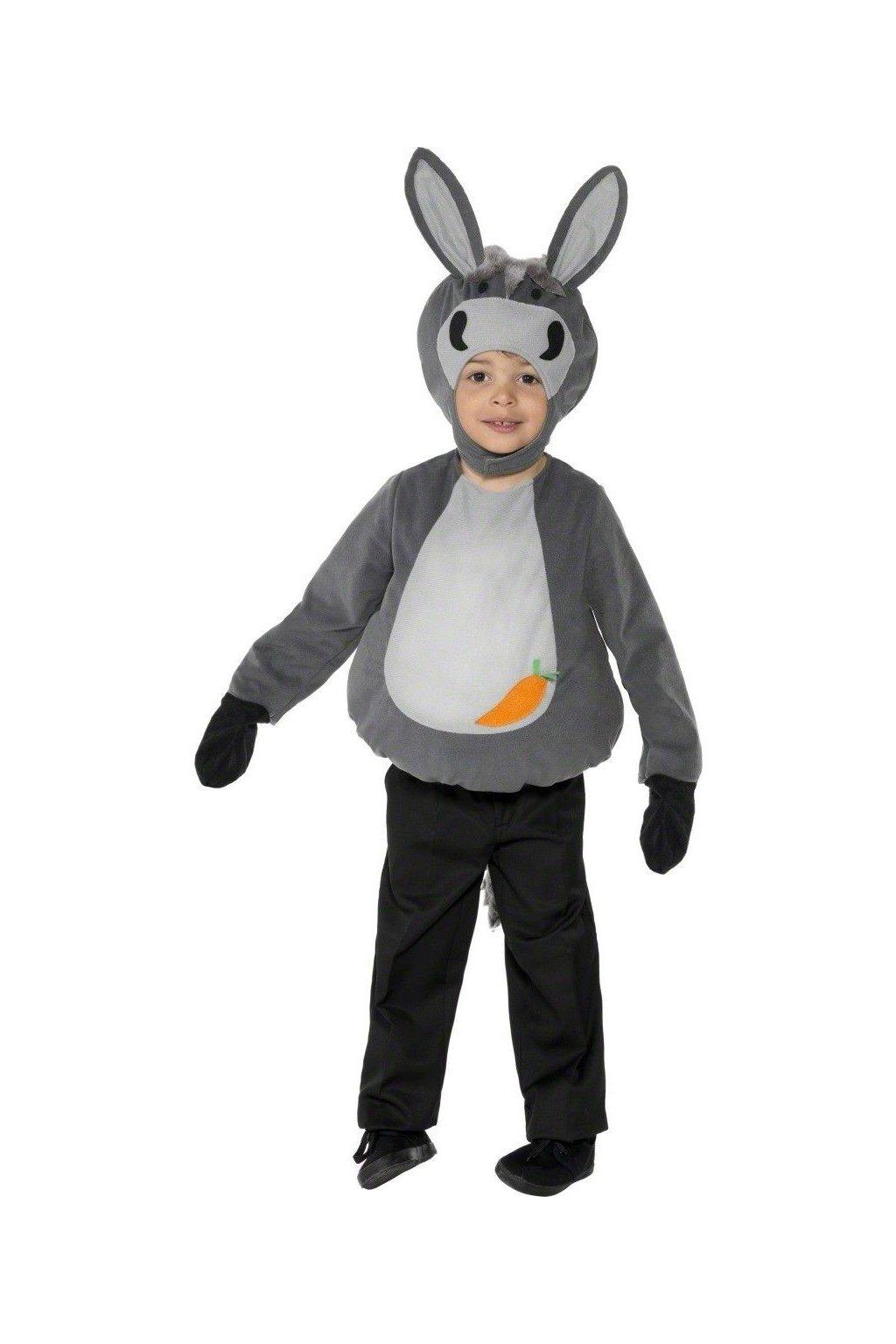 Osel - dětský kostým
