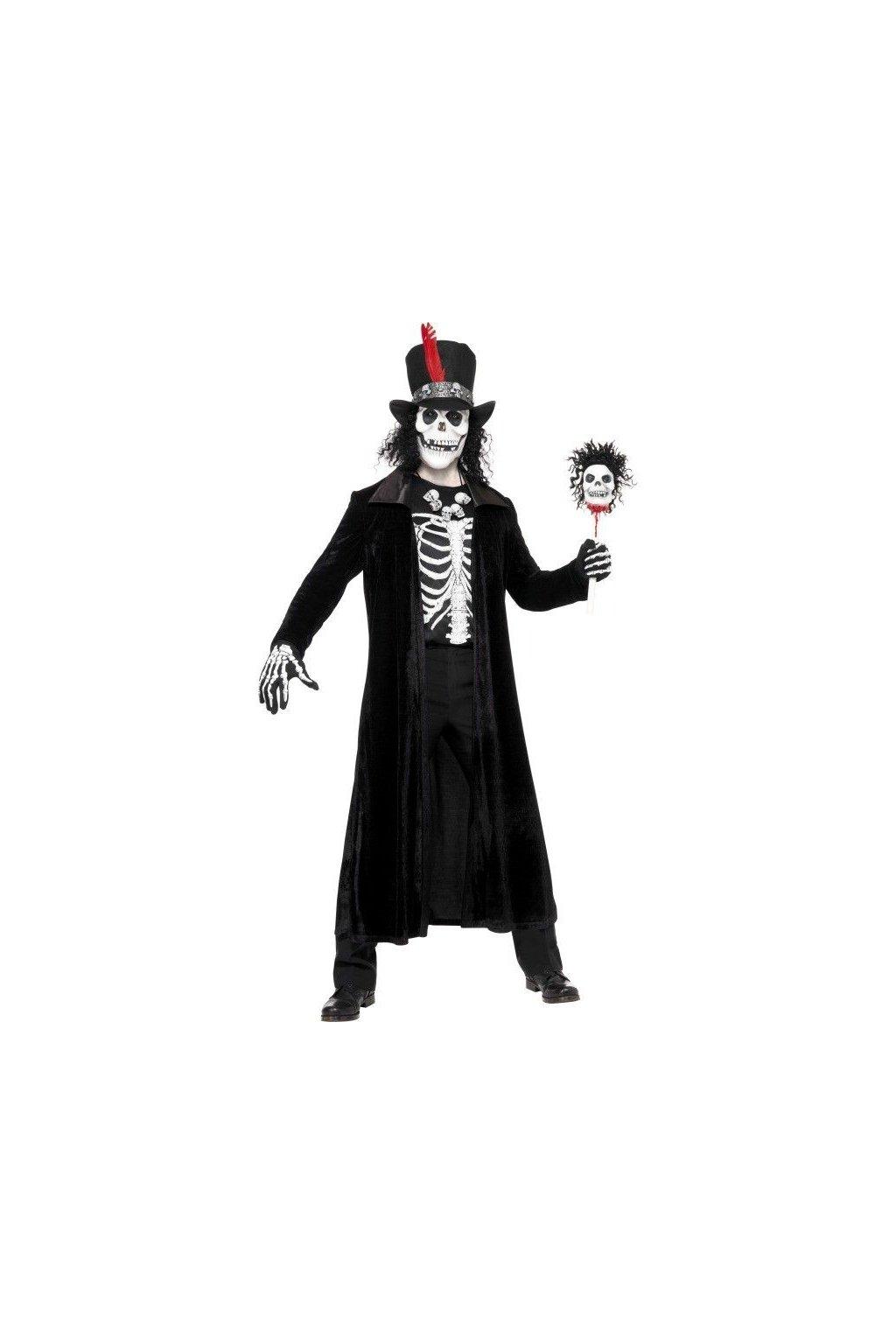 Voodoo man kostým - zaklínač