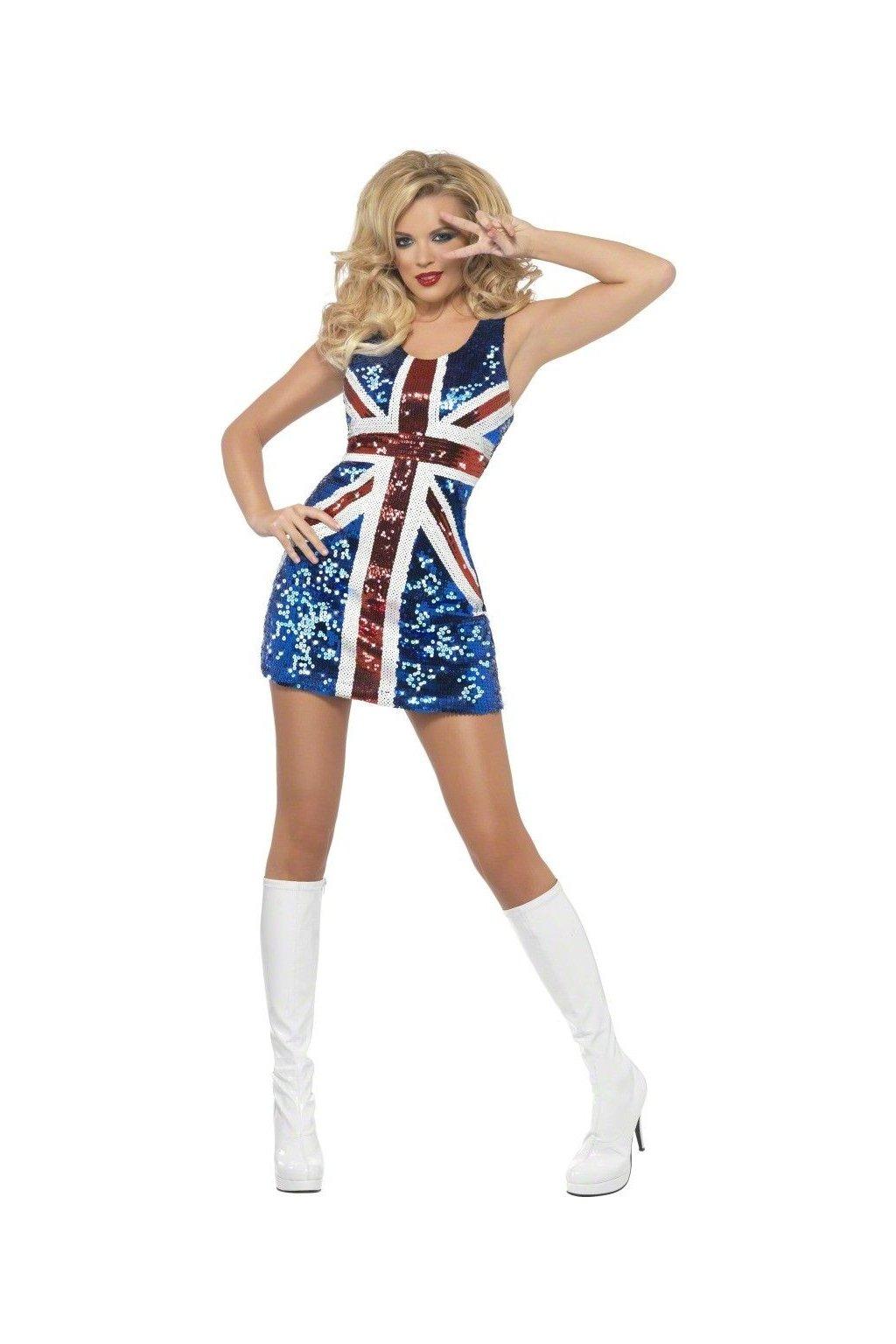 Kostým Britka
