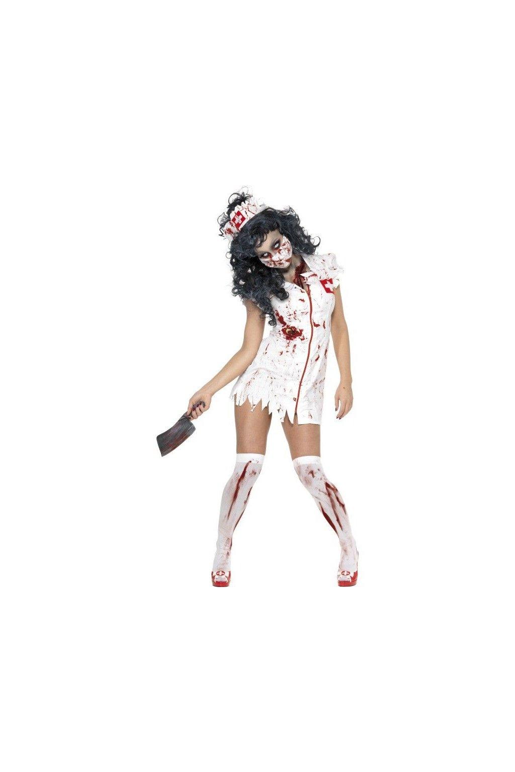 Kostým - Zombie sestřička
