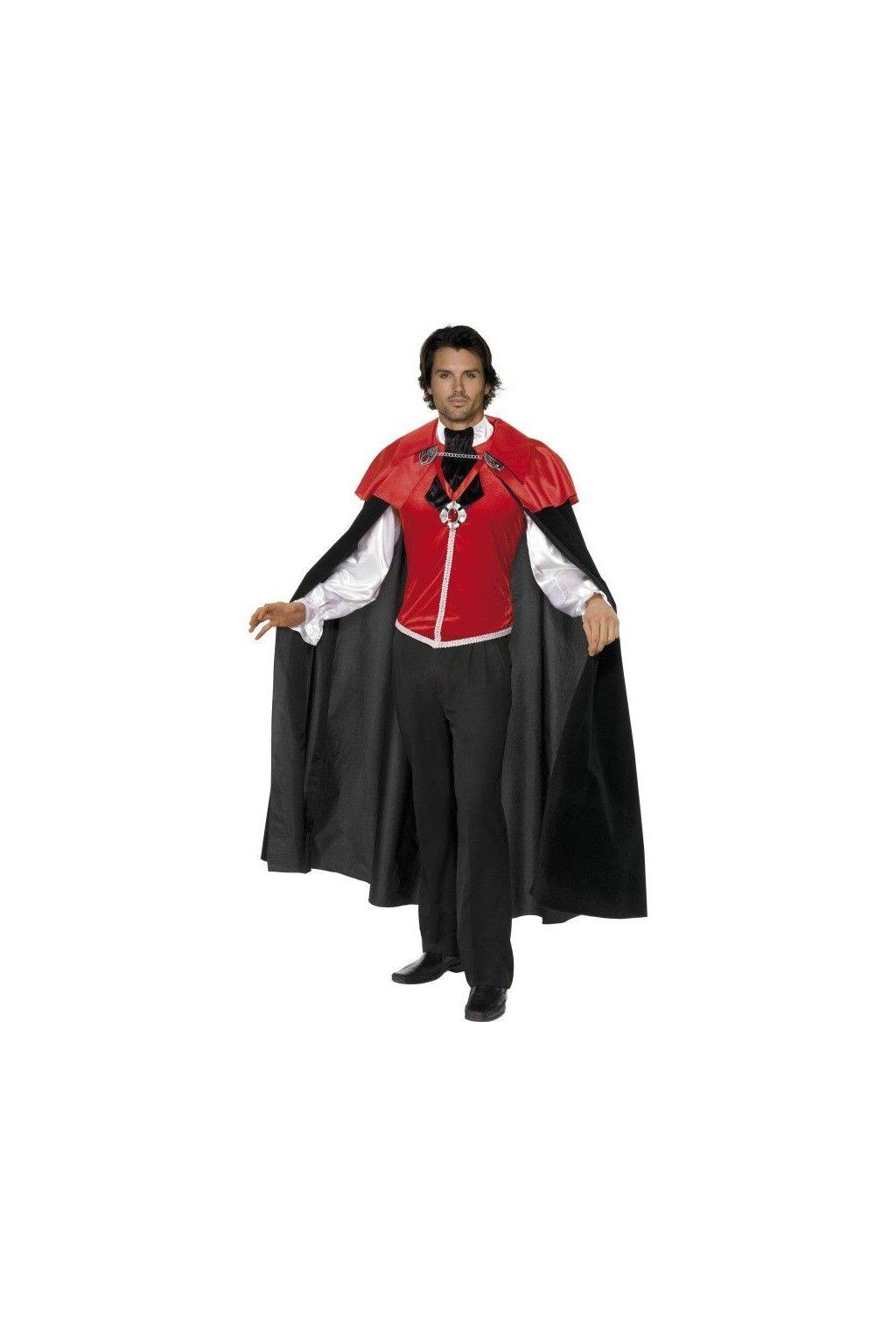 Upíří kostým - Gothic Manor