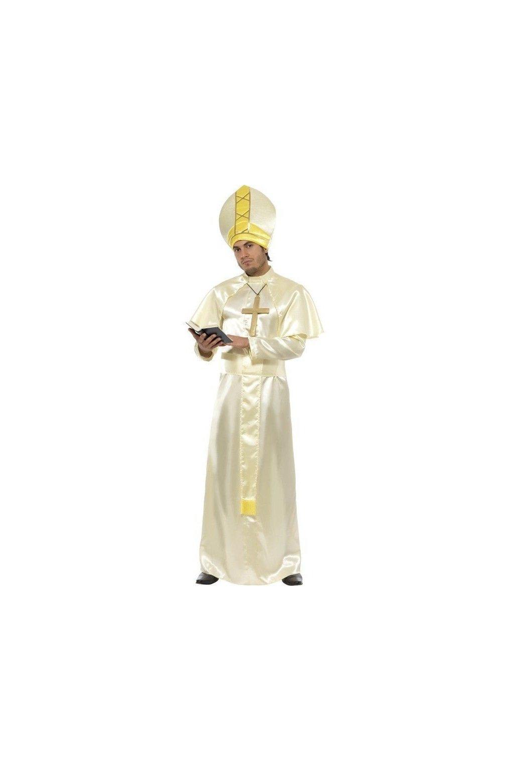 Kostým papeže