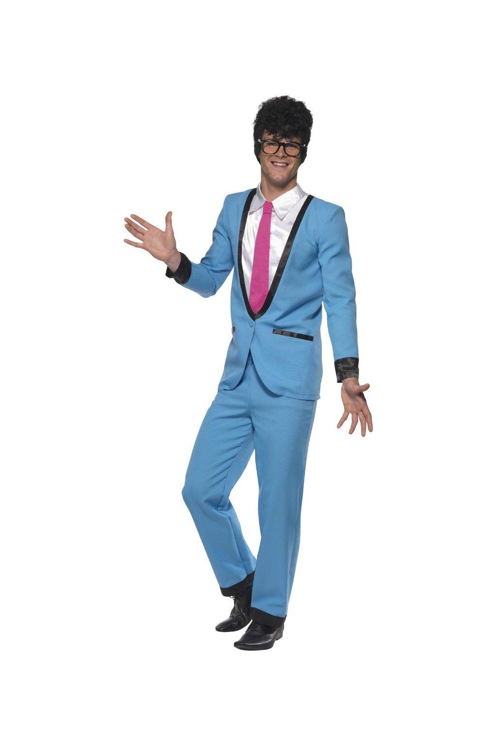 Pánský retro kostým - Teddy Boy