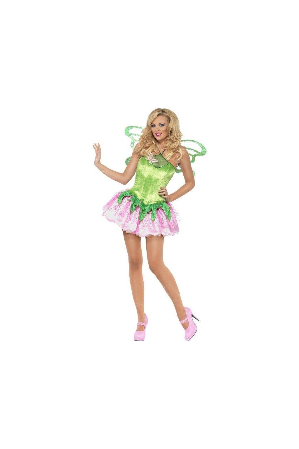 Sexy kostým víly