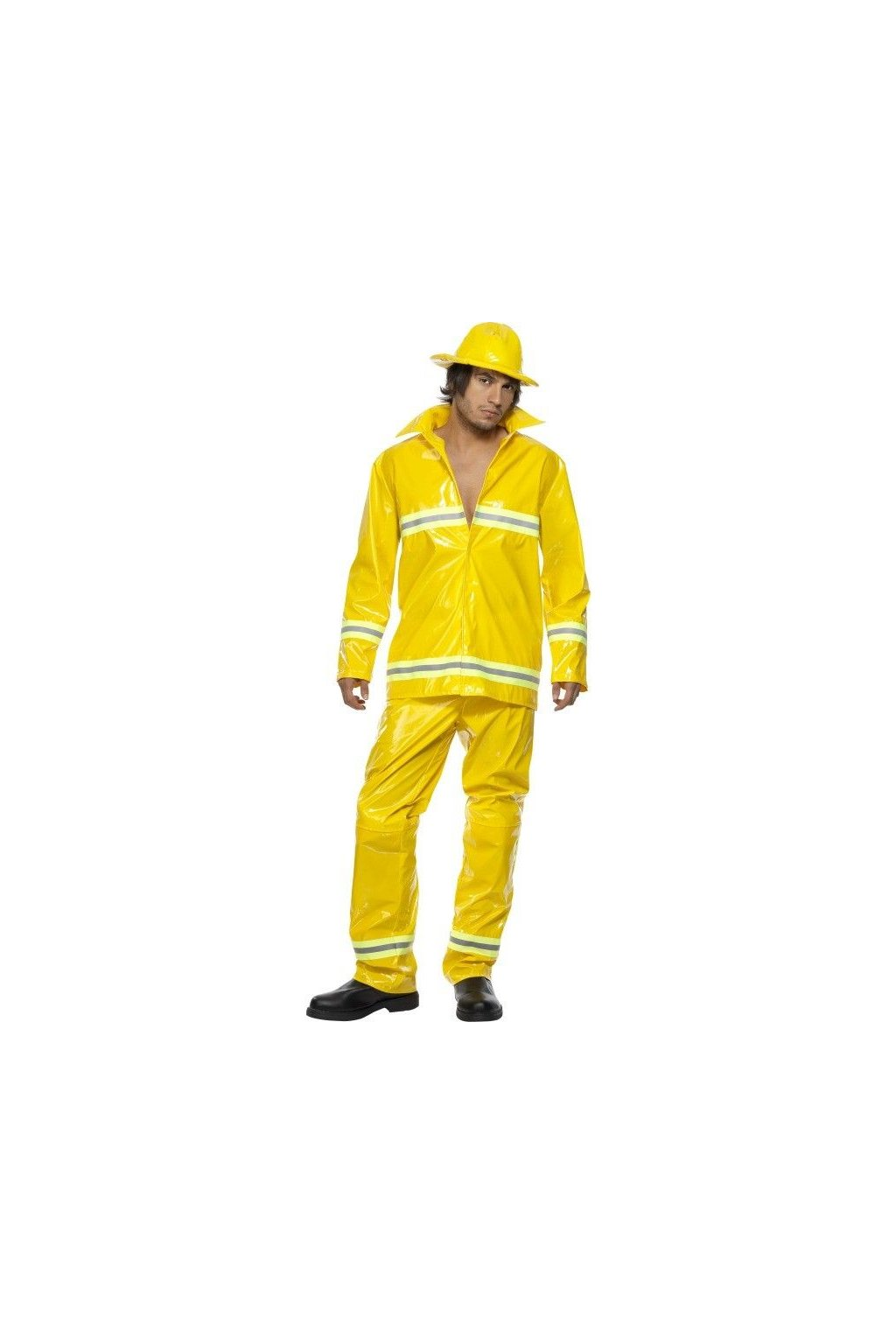 Pánský kostým hasič