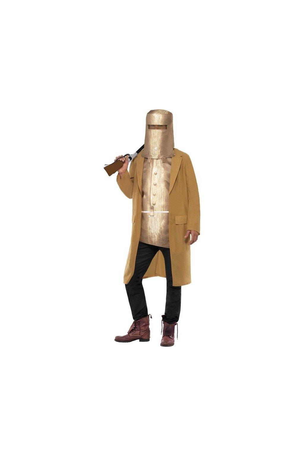 Kostým Ned Kelly