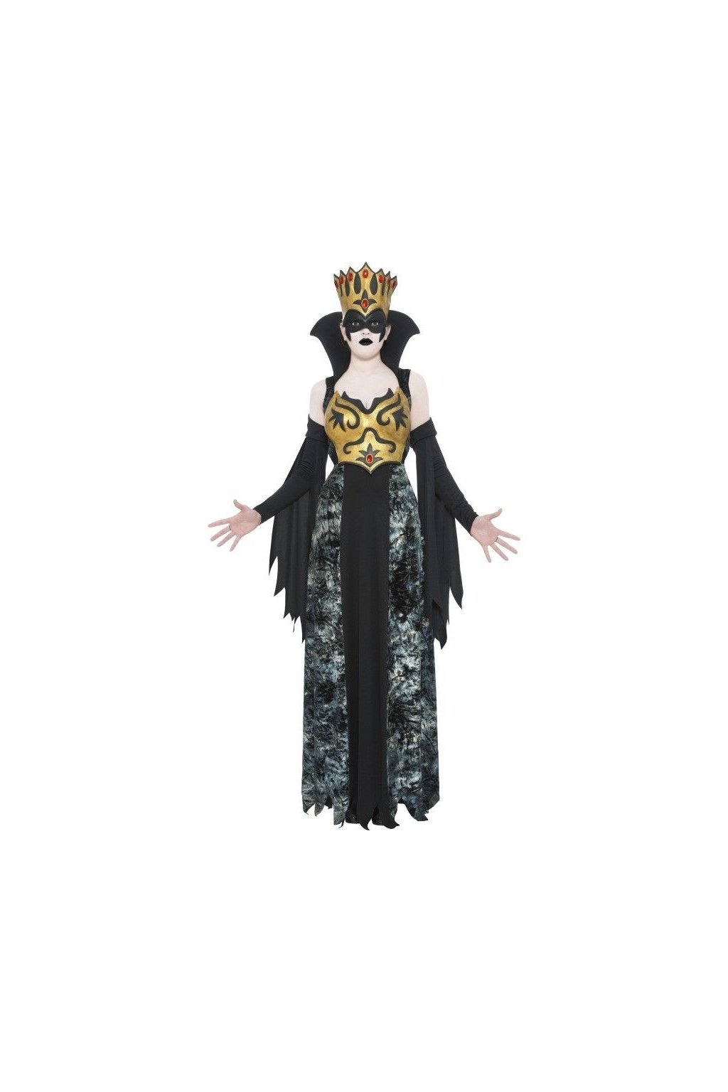Kostým Temná královna čarodějnic