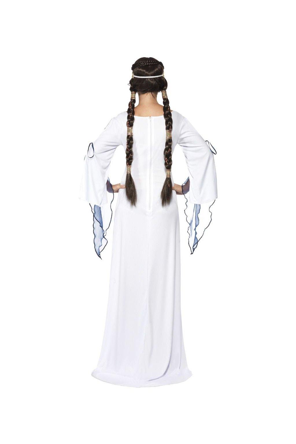 Středověká dívka Kostým