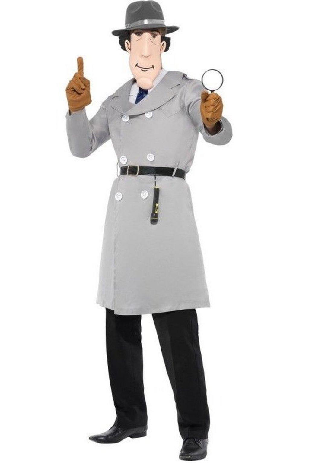 Kostým Inspector Gadget
