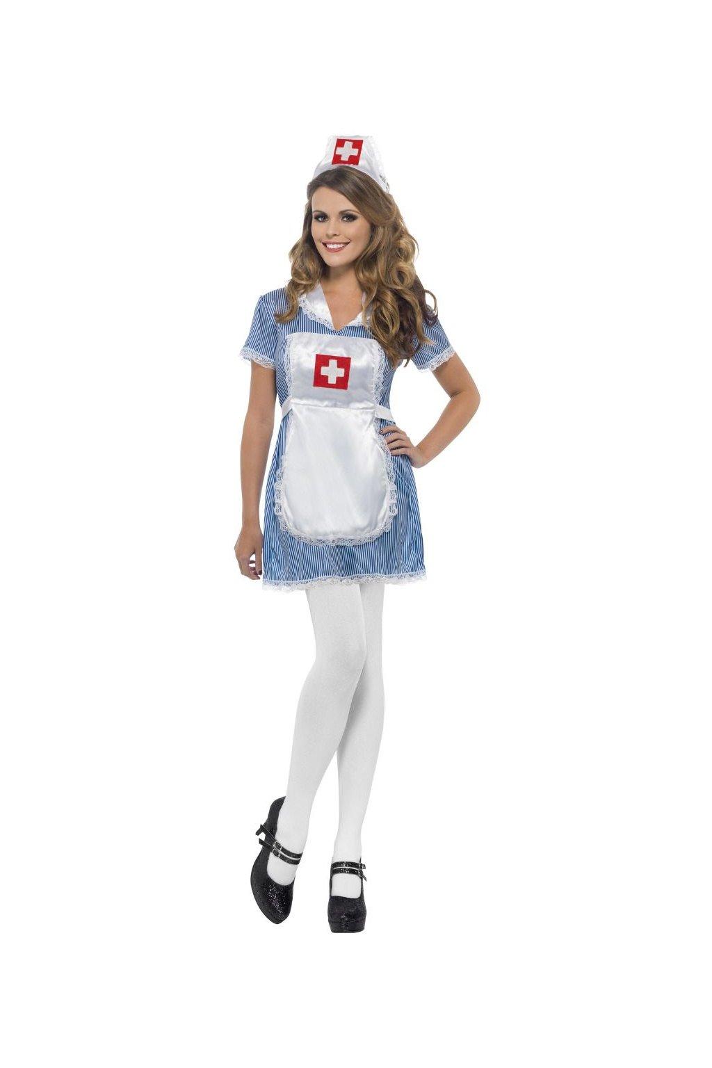 Kostým zdravotní sestřičky