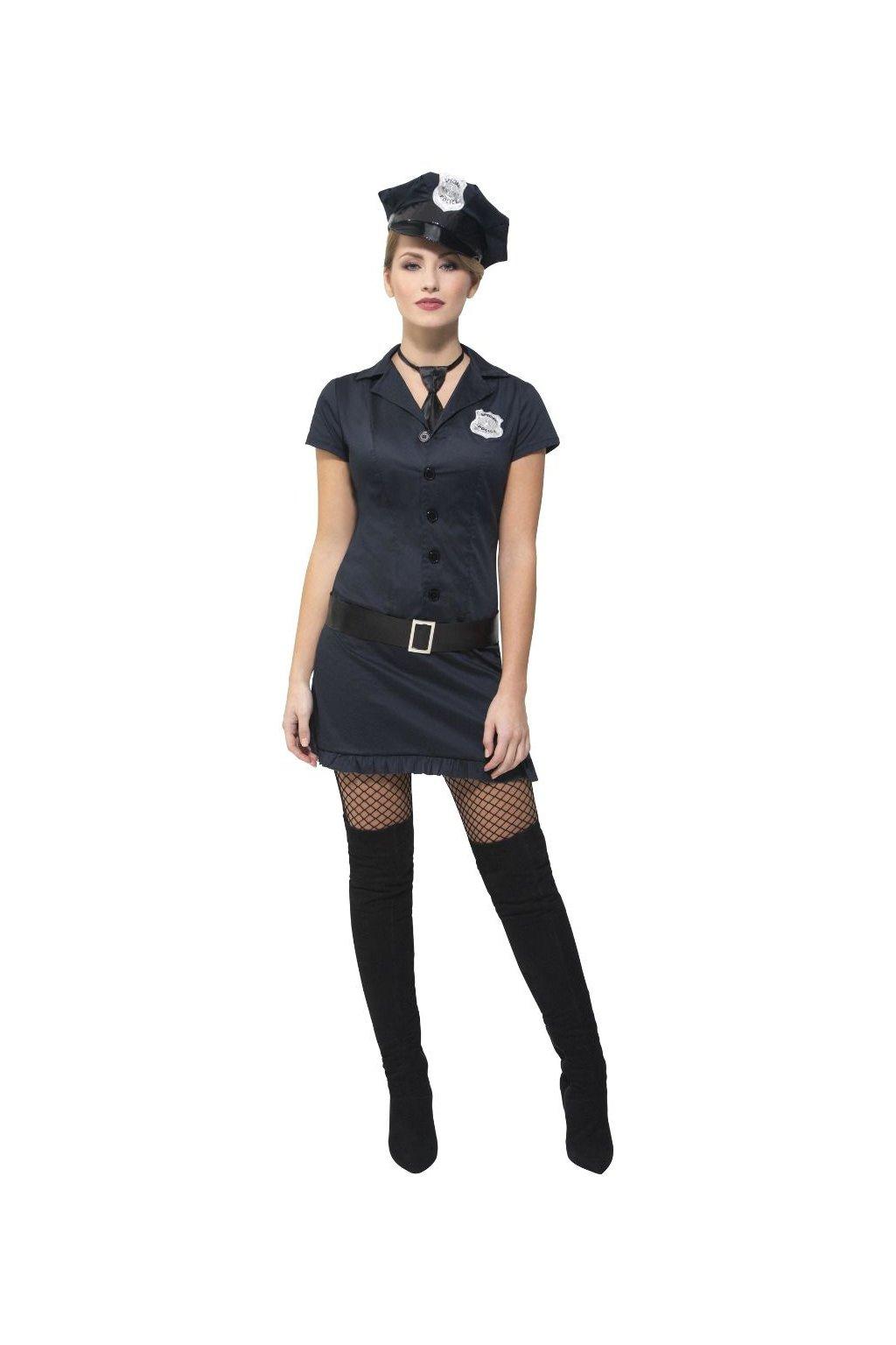 Sexy kostým - policistka