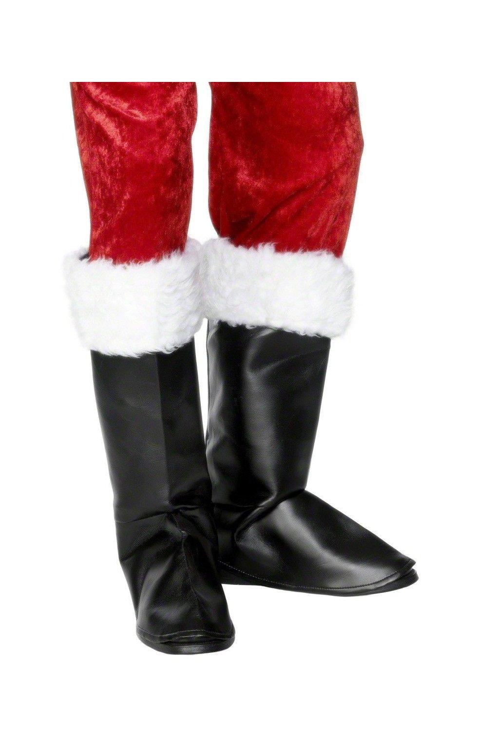 Vánoční návleky na boty - Santa