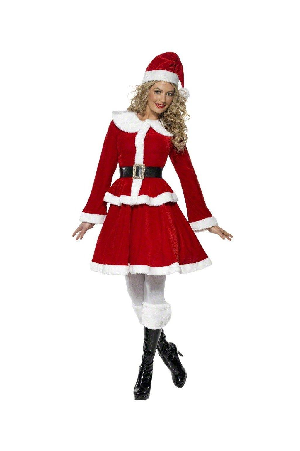 vánoční kostým - Santa Klausové