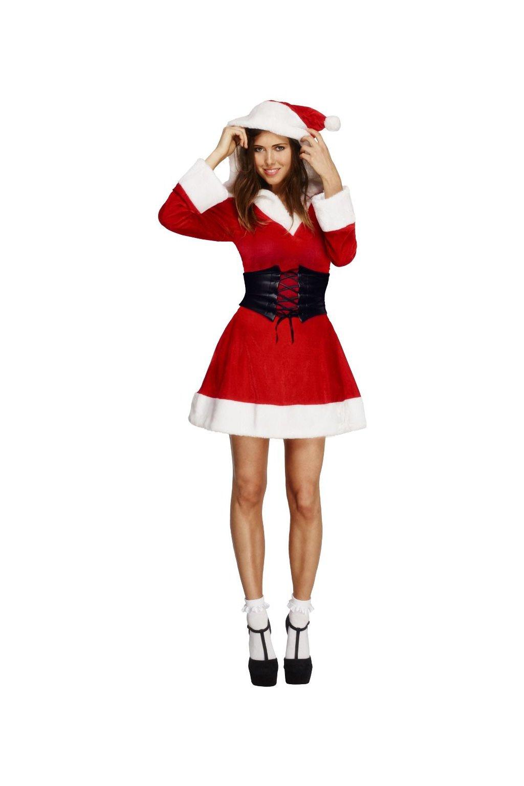 Dámský kostým Santa Claus