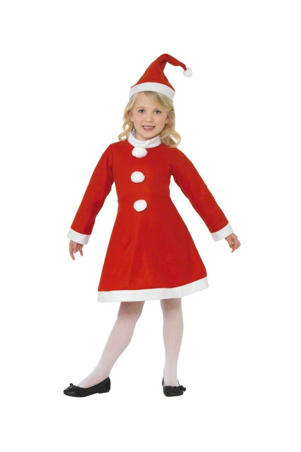 Dětský kostým Santa