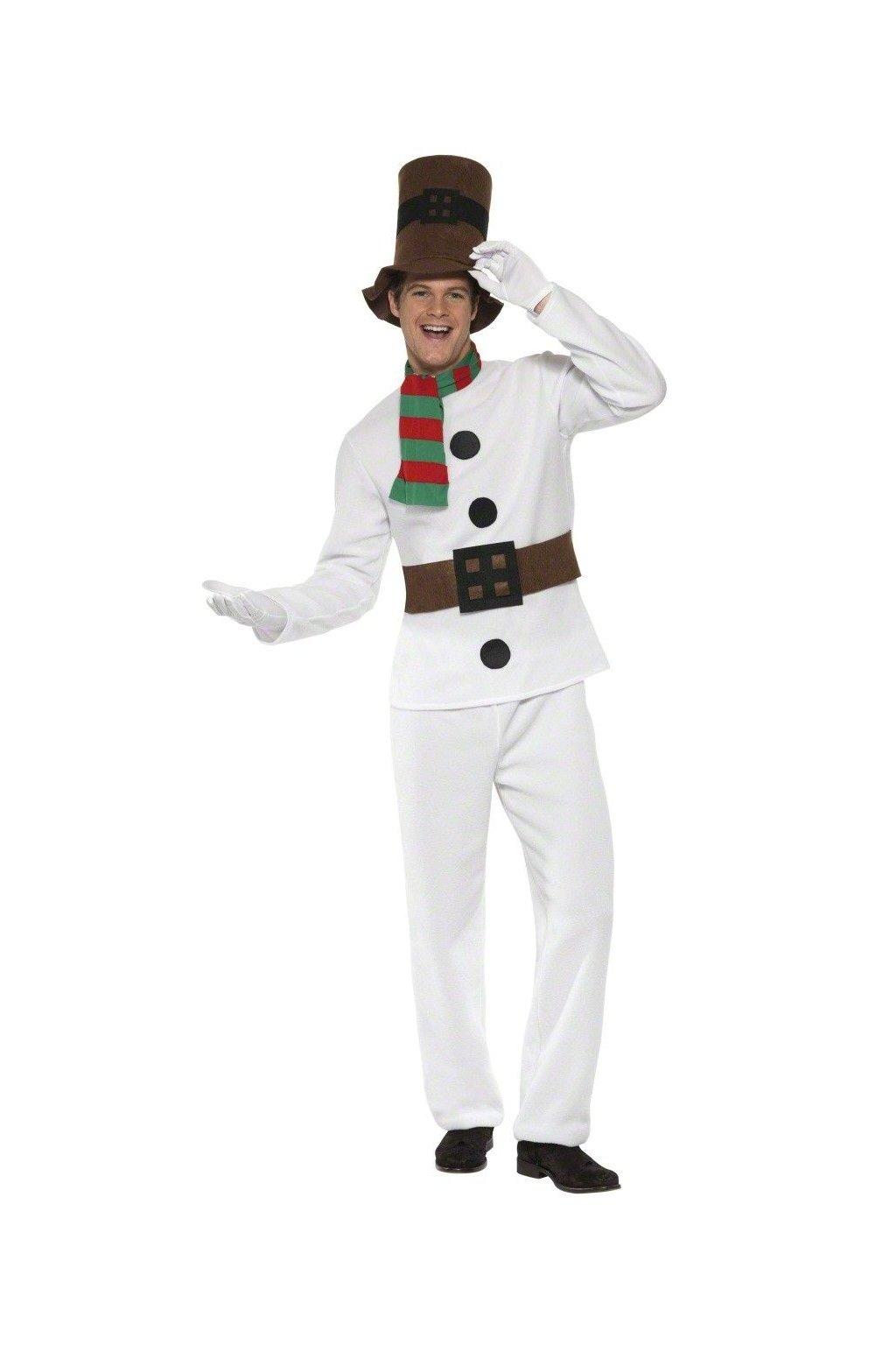 Kostým Pana Sněhuláka