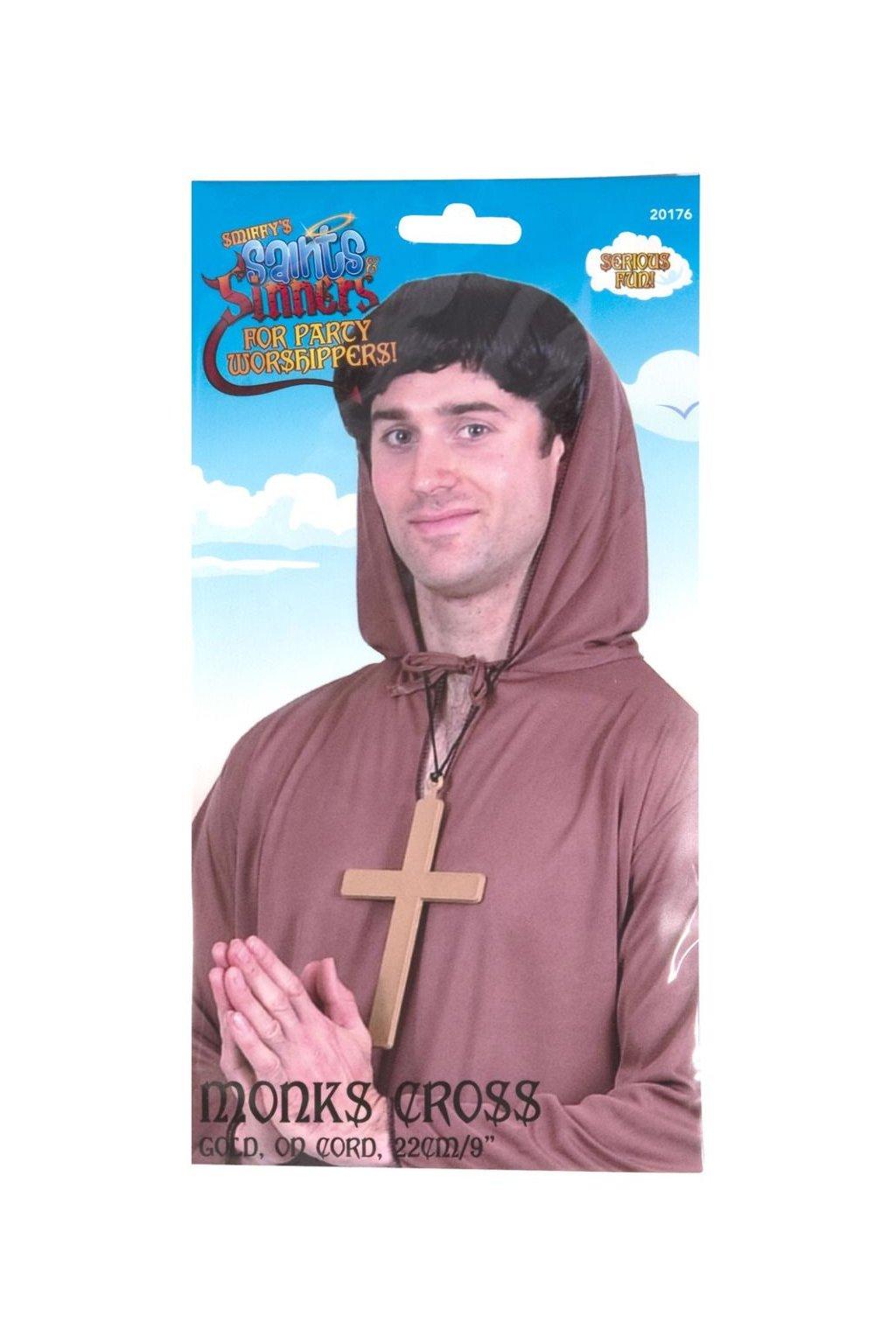 Kříž mnich