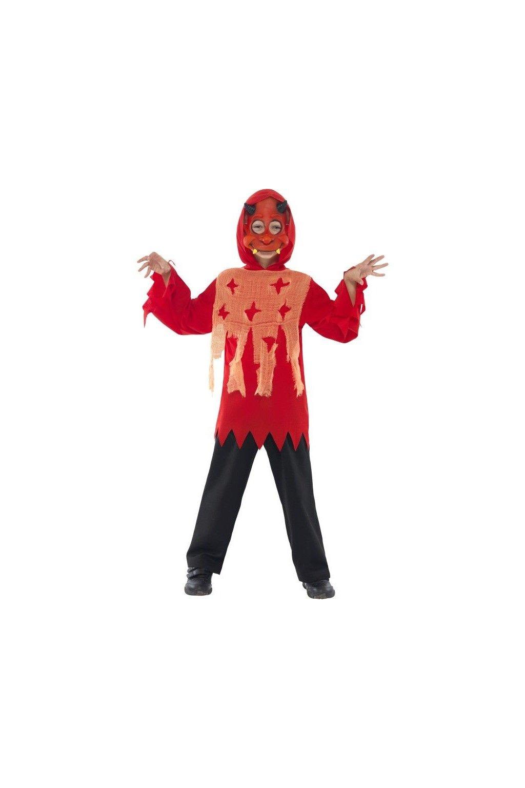 Dětská kostým čerta