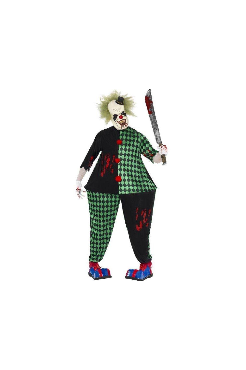 Kostým Tlustý klaun