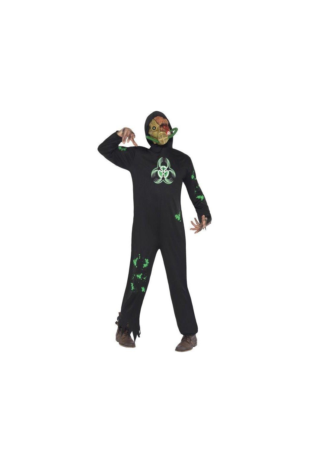 Kostým Zombie Bio Hazard