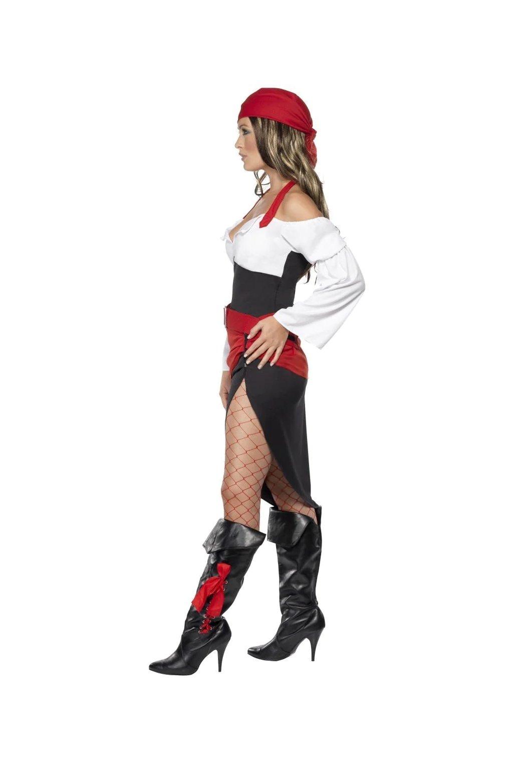 Kostým - Sexy pirátská dívka