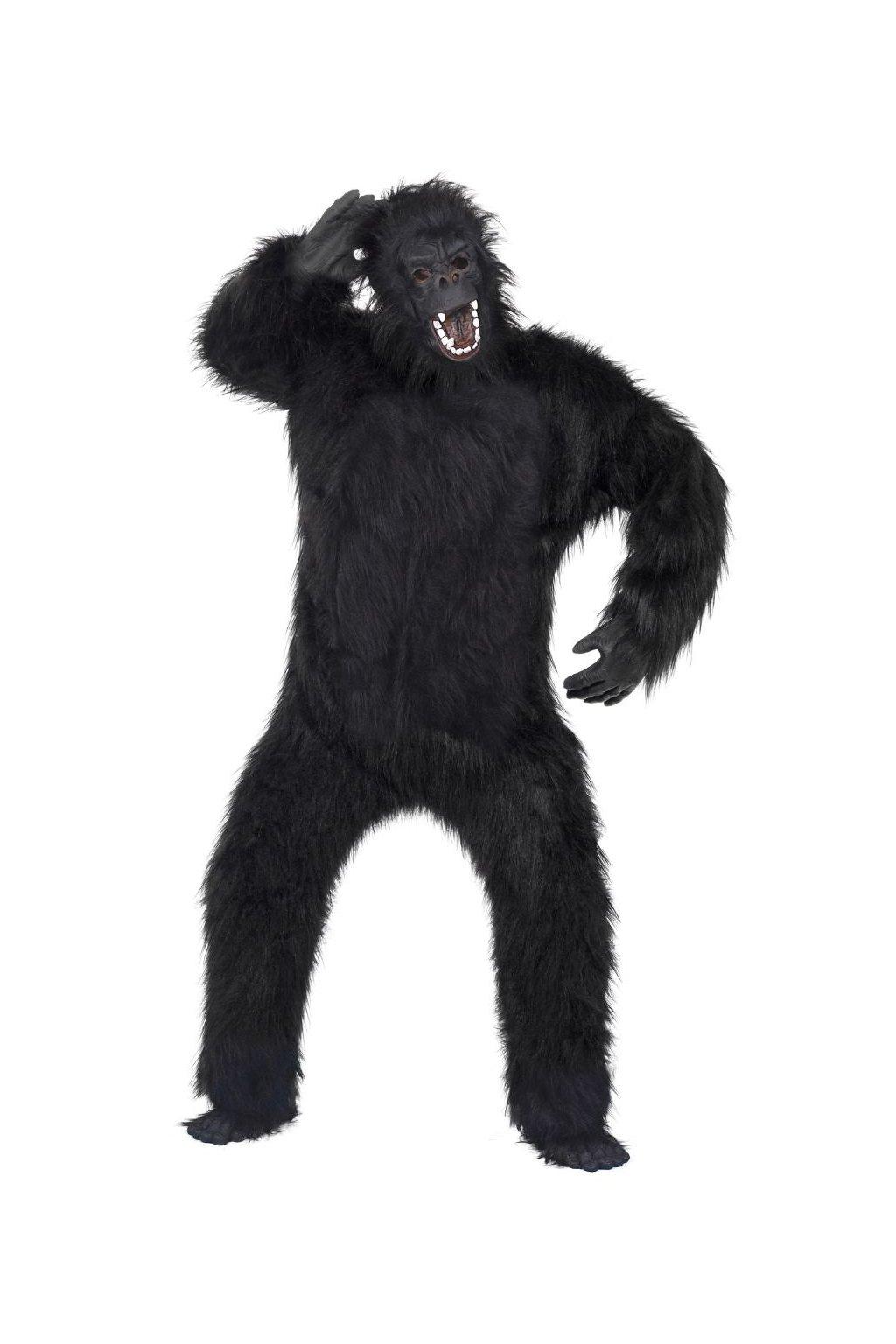 Gorila kostým