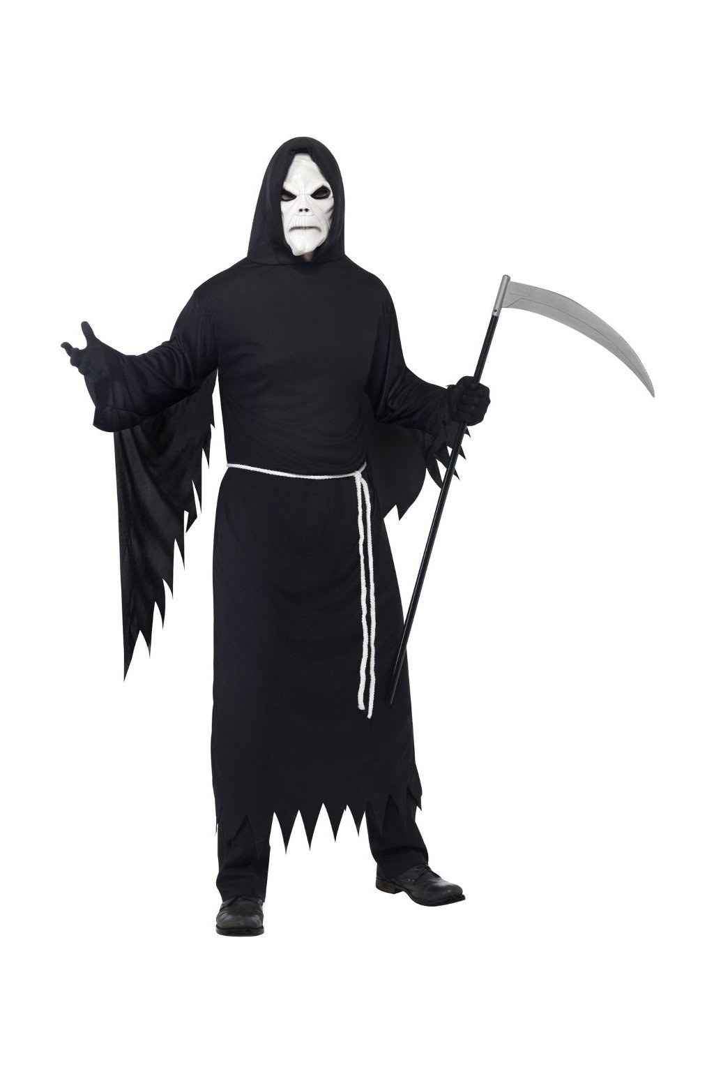 Halloweenský kostým Smrťák s maskou